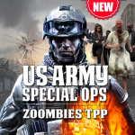 US Army Special Ops – Army Shooting Game – Zombies (MOD, Unlimited Money) 1.7