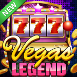 Vegas Legend – Free Casino & Win Real Money (MOD, Unlimited Money) 1.6