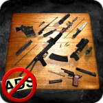 Weapon stripping NoAds (MOD, Unlimited Money) 73.354