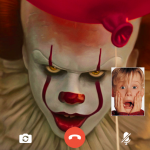 scary clown fake video call (MOD, Unlimited Money) 16.0