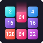 2048: Drop And Merge (MOD, Unlimited Money) 1.1