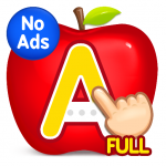 ABC Kids Tracing & Phonics   (MOD, Unlimited Money) 1.6.0