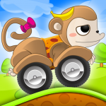 Animal Cars Kids Racing Game (MOD, Unlimited Money) 1.0.17