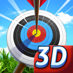 Archery Tournament – shooting games (MOD, Unlimited Money) 2.1.5002