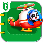 Baby Panda's Book of Vehicles (MOD, Unlimited Money) 8.47.00.01