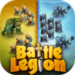 Battle Legion Mass Battler   (MOD, Unlimited Money) 1.7.5