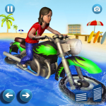 Bike Water Surfing – Xtreme Racing Games 2020 (Premium Cracked) 1.0.6