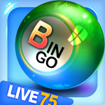 Bingo City 75: Free Bingo & Vegas Slots (MOD, Unlimited Money) 12.80