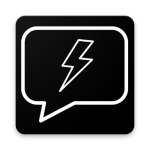 Black Messenger SMS Themes Chat – Call& Night Mode (Premium Cracked) 3.3