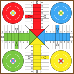 "Board game ""Parchís"" (parcheesi, Ludo) Offline (MOD, Unlimited Money) 2.39"