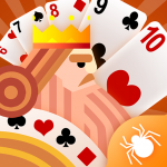 Breeze Sort-Spider Solitaire With Artistic Concept (MOD, Unlimited Money) 2.9.0