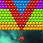 Bubble Shooter Space  2.8