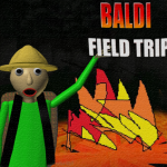 Buldi's basic Field Trip in Camping (MOD, Unlimited Money) BALDIS BASIC