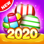 Candy House Fever 2020 free match game   (MOD, Unlimited Money) 1.2.0