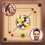 Carrom board game – Carrom online multiplayer (MOD, Unlimited Money) 15