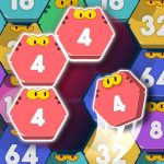 Cat Cell Connect – Merge Number Hexa Blocks (MOD, Unlimited Money) 1.1.1