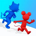 Cat and Mouse .io  (MOD, Unlimited Money) 1.4