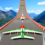 Plane Stunts 3D : Impossible Tracks Stunt Games   (MOD, Unlimited Money) 1.0.9