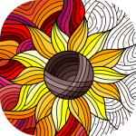Coloring book by numbers with puzzle (Premium Cracked) 2.7