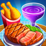 My Cafe Shop – Indian Star Chef Cooking Games 2021   (MOD, Unlimited Money) 1.14.3