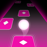 Dancing HOP: Tiles Ball EDM Rush (MOD, Unlimited Money) 3.0