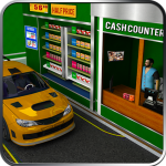 Drive Thru Supermarket: Shopping Mall Car Driving (MOD, Unlimited Money) 2.0