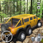 Extreme Offroad Mud Truck Simulator 6×6 Spin Tires (MOD, Unlimited Money) 2.3