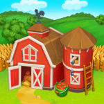 Farm Town: Happy village near small city and town (MOD, Unlimited Money) 3.40