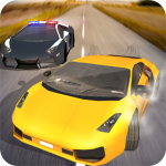 Fast Police Car Racing (MOD, Unlimited Money) 1.6641
