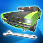 Fix My Car: Classic Muscle 2 – Junkyard! LITE (MOD, Unlimited Money) 80.0