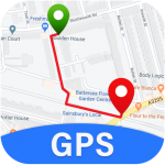 GPS Maps, Voice Navigation & Route Planner (Premium Cracked) 1.6