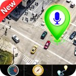 GPS Satellite – Live Earth Map & Voice Navigation (Premium Cracked) 2.4.1
