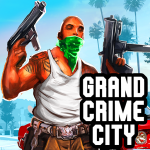 Grand Crime City Mafia: Gangster auto theft Town (Premium Cracked) 2.0
