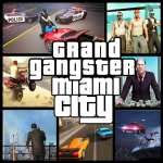 Grand Gangster Miami City Auto Theft (MOD, Unlimited Money) 2.0