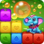 Happy Fruits Bomb – Cube Blast (MOD, Unlimited Money) 2.7.5002