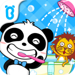 Healthy Little Baby Panda (Premium Cracked) 8.47.00.01