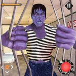 Incredible Monster: Superhero Prison Escape Games (MOD, Unlimited Money) 1.5.8