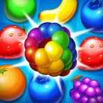 Juice Pop Mania: Free Tasty Match 3 Puzzle Games (MOD, Unlimited Money) 4.2.0