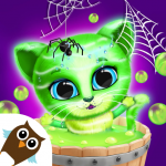 Kiki & Fifi Halloween Salon – Scary Pet Makeover (MOD, Unlimited Money) 5.0.11501