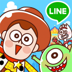 LINE: Pixar Tower (MOD, Unlimited Money) 1.4.3