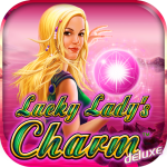 Lucky Lady's Charm Deluxe Casino Slot (MOD, Unlimited Money) 5.26.0
