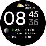 Manager Watch Face (Premium Cracked) 3.1.1