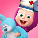 Masha and the Bear: Toy doctor (Premium Cracked) 1.1.9