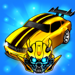 Merge Muscle Car: Classic American Muscle Merger (MOD, Unlimited Money) 2.0.11