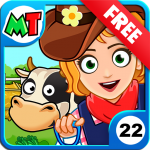 My Town : Farm Life – Animals & Farming for Kids   (MOD, Unlimited Money) 1.09
