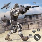 New Commando Shooter Arena: New Games 2020 (MOD, Unlimited Money) 1.0