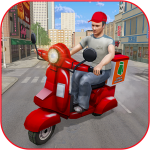 Offroad MotorBike Lunch Delivery:Virtual Game 2020 (Premium Cracked) 1.8