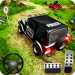 Offroad Police Jeep 4×4 Driving & Racing Simulator (MOD, Unlimited Money) 1.7.7