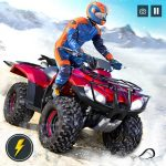 Offroad Snow Mountain ATV Quad Bike Racing Stunts (Premium Cracked) 1.1.1