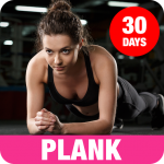 Plank Workout – 30 Day Challenge for Weight Loss (Premium Cracked) 1.6